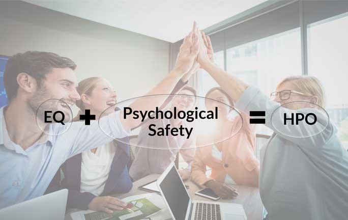 eq plus psychological safety tools