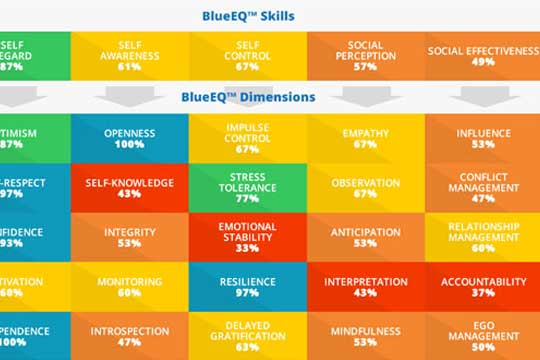 emotional intelligence heatmap tools