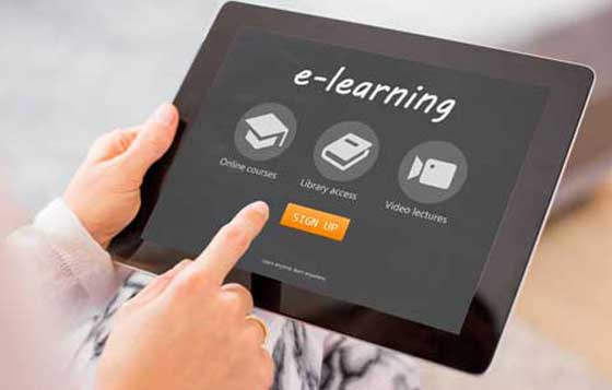 custom elearning