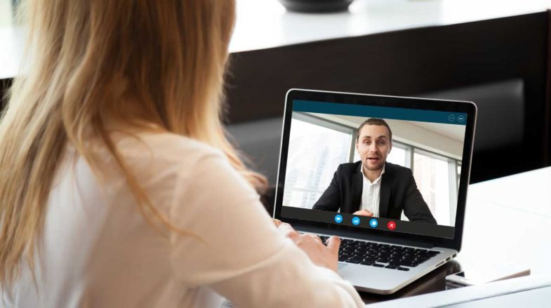 effective online meetings